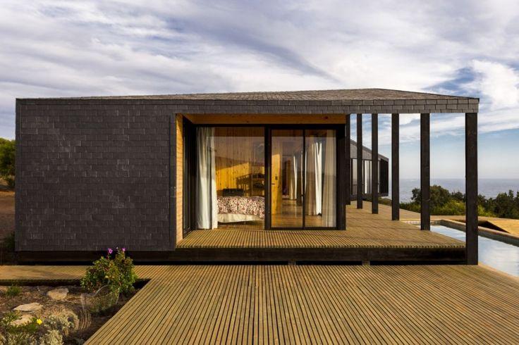 Casas de madera de lujo - Casas de madera y mas com ...